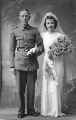 Joshua and Elsie Melrose 12th July 1943