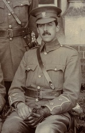 Lieut R.P. Medley - May 1912