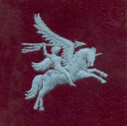Pegasus Badge
